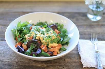 Turmeric Yogurt Dressing Salad Recipe Garlic Articles
