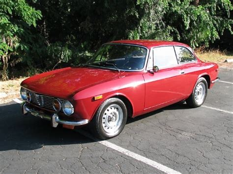 1974 Alfa Romeo Gtv by Bat Exclusive Clean 1974 Alfa Romeo Gtv Bring A Trailer