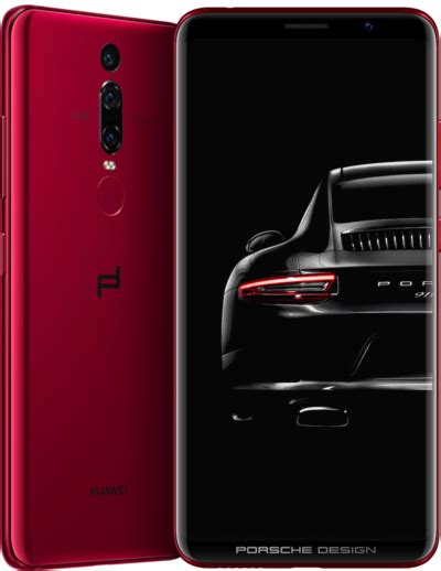 huawei p20 porsche design the porsche design mate rs is a huawei p20 pro with an in display fingerprint sensor and a 2000