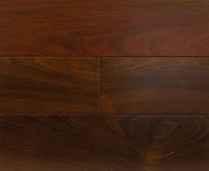 Smooth Brazilian Walnut: Natural   Millennium Hardwood