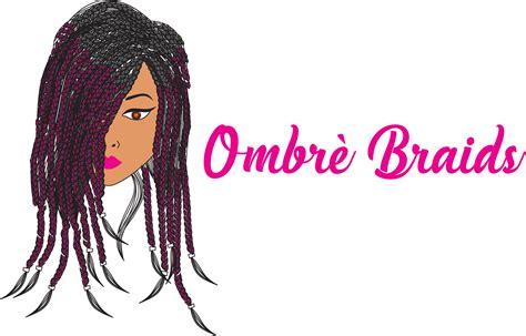 Ombre Braiding Hair