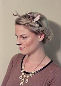 Fuchs Kostüm Selber Machen : die besten 25 reh schminke ideen auf pinterest kost me reh halloween schminken reh und ~ Frokenaadalensverden.com Haus und Dekorationen