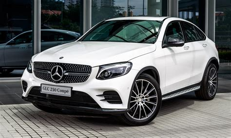 Mercedes Glc by Mercedes Glc Coupe Makes Its Malaysian Debut Single