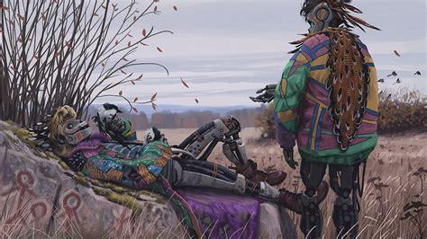 Simon Stålenhag, Artwork Wallpapers HD / Desktop and ...