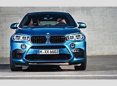 Comparison BMW X6 M 2017 vs Land Rover Range Rover