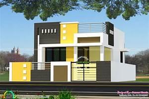 1200 Square Feet Single Floor Tamilnadu Home Kerala Home