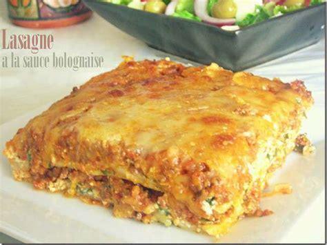 cuisine lasagne facile les meilleures recettes de lasagnes