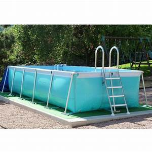 Piscine Tubulaire Hors Sol : piscine hors sol tubulaire iason r a 5 53 x 2 25 x 1 10 m filtration ~ Melissatoandfro.com Idées de Décoration