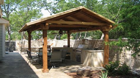 Simple Outdoor Kitchens Pictures To Pin On Pinterest