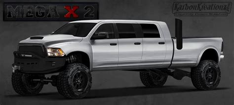 six door truck sema 2014 diesel sellerz s 6 door show truck