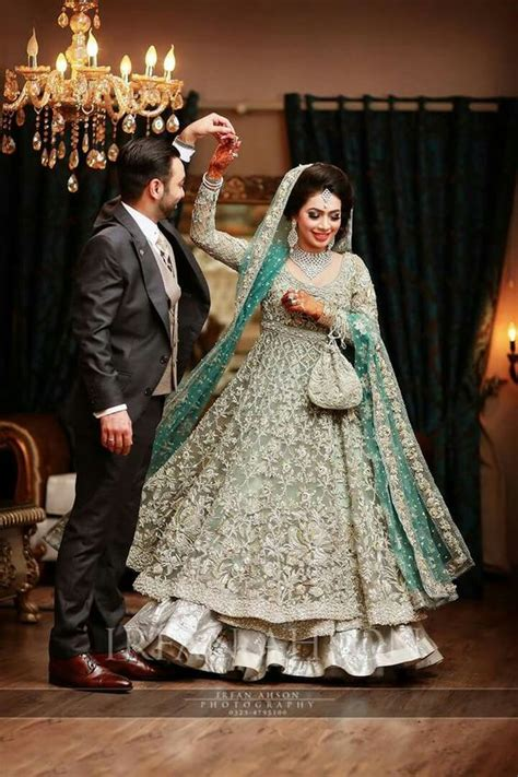 Latest Bride and Groom Wedding Dress Collection 2018 | BestStylo.com