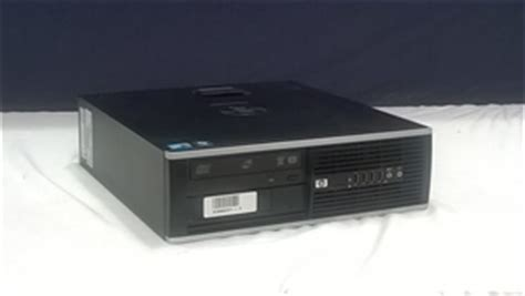 Hp 6000 Pro Small Form Factor Drivers by Hp Compaq 6000 Pro Small Form Factor Sff Desktop Pc