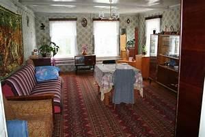 Soviet, Apartments, Interior, In, 1950s-1970s, Ussr