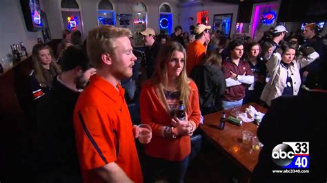 Auburn Fans React To Loss In Bcs National Championship