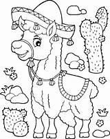 Llamas Jugofmilk Colorpages Fasolmi sketch template