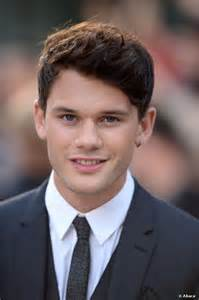 Red Carpet Look Alike Dresses by Jeremy Irvine Was Pretty Tasty On The Red Carpet Before