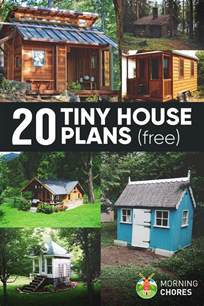 building a house floor plans 20 free diy tiny house plans to help you live the small happy