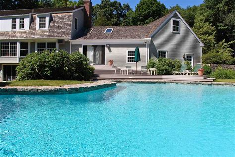Homes With Swimming Pool For Sale In Darien Ct Find And