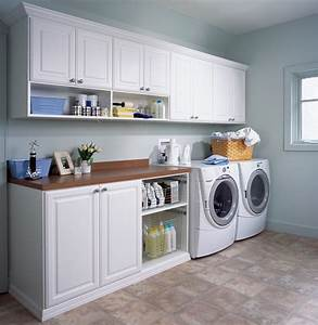 Traditional Laundry Room - Contemporary - Utility Room