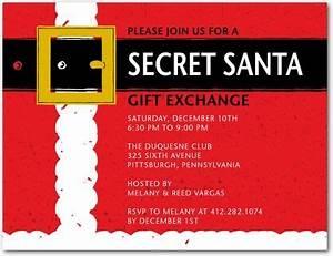Best 25 Secret santa invitation ideas on Pinterest