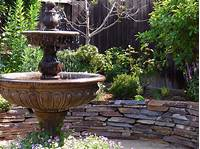 backyard water fountains Landscaping Tips That Can Help Sell Your Home | HGTV