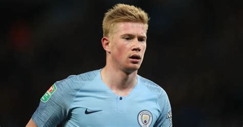 Manchester City Confirm Kevin de Bruyne Expected to Miss 5 ...