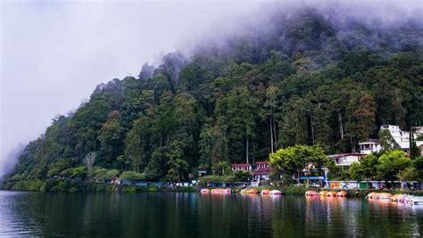 foto telaga sarangan danau geneva  disebut sandiaga uno