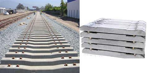 Railway Sleeper Materials Overview  Wood, Steel, Concrete