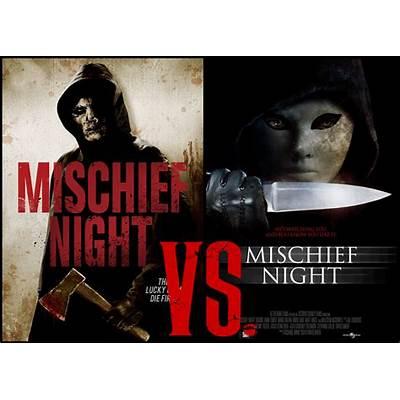 Horror Focus: Review - 'Mischief Night (2013)' Vs