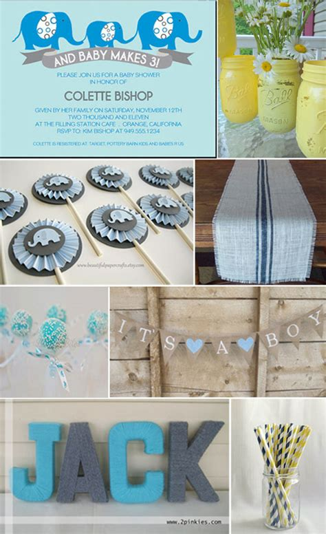 baby shower for guys boys baby shower themes best baby decoration