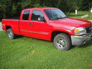 2004 Gmc Sierra 1500 4dr Extended Cab Sle 4wd Sb In