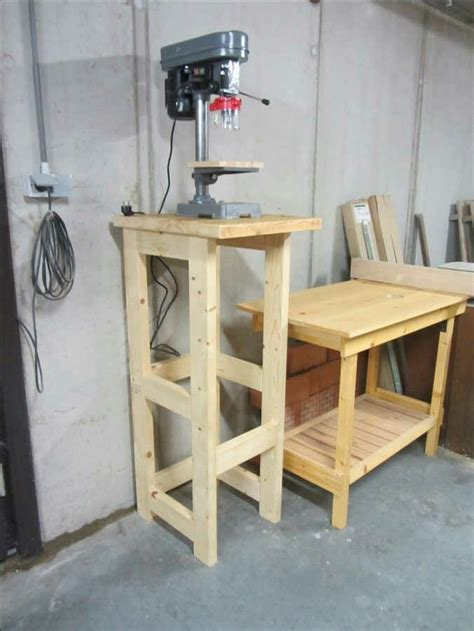 drill press stand garage workshop drill press stand