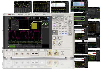 Keysight Infiniivision Series Oscilloscopes Gap