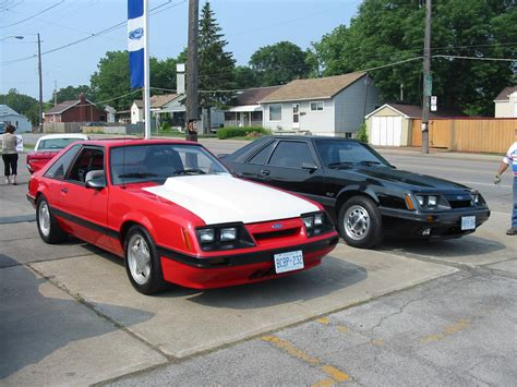1986 Ford Mustang Exterior Pictures Cargurus
