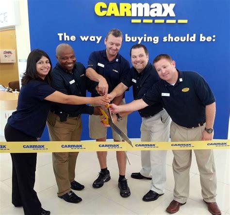 katy freeway grand opening carmax office photo