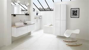Meuble Salle De Bain Moderne : salle de bains moderne sur mesure schmidt ~ Nature-et-papiers.com Idées de Décoration