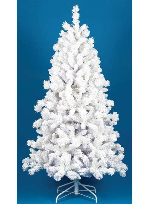 8 ft flocked slim christmas tree closeout 8 foot white flocked artificial tree unlit ebay