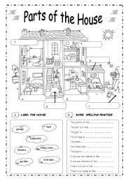 parts   house exercises  pictures  exercisewalls