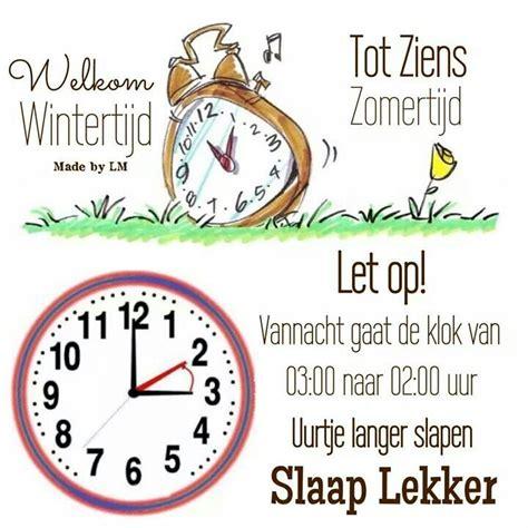 wintertijd klok vooruit 29 best zomertijd wintertijd images on pinterest