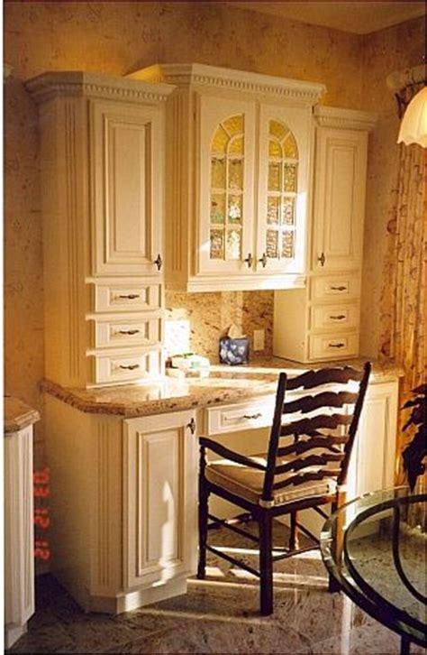 kitchen desk cabinets 17 best images about kitchen desk ideas on 1537