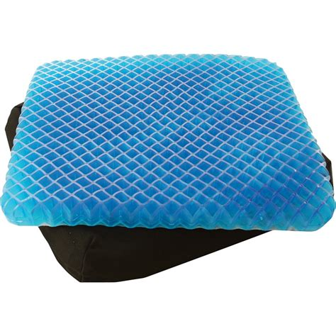 5 seat cushions to relieve point of contact pressure