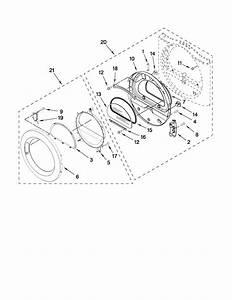 Amana Tandem 7300 Dryer Belt Replacement
