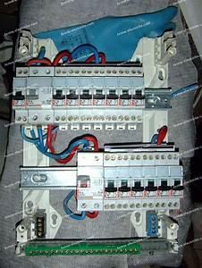 Installer Un Tableau électrique : sch mas tableau lectrique g n ral et divisionnaire ~ Dailycaller-alerts.com Idées de Décoration