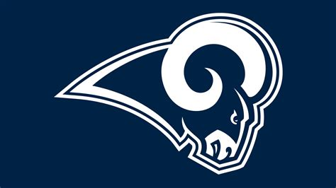 meaning los angeles rams logo  symbol history