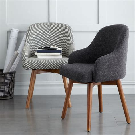 west elm saddle chair 8 chic office chairs that will sweep you your seat
