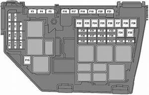 2006 U20132015 Land Rover Freelander  L359  Fuse Box Diagram