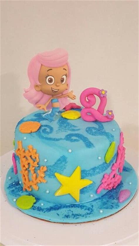 guppies cake decorations 25 best ideas about guppies cake on
