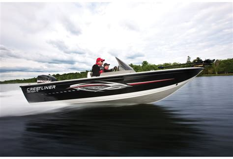 Raptor Boats Fishing by Research 2010 21crestliner Boats Raptor 1850 Te On