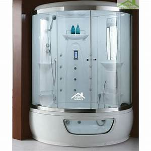 Combiné baignoireavec hammam DOUA K 549 130x130 cm