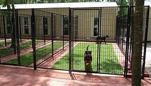 how to build dog suites a modern boarding kennel With best way to build a dog kennel